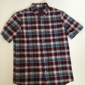Chaps Plaid Shirt Small
